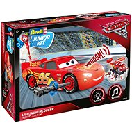 Revell Junior Kit 00860 autó - Villám McQueen - Műanyag modell