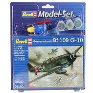 Revell Model Set 04160 repülőgép – Messerschmitt Bf 109 G-10 - Műanyag modell