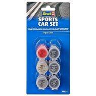 Revell 39074 - Sports Car festék készlet - Szett