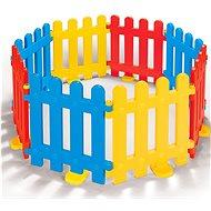 DOLU műanyag kerítés - Játszóház