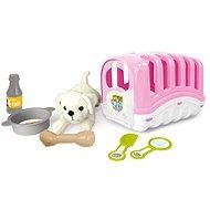 DOLU My First Pet, rózsaszín - Plüssjáték