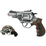 Rendőrségi revolver  - Gold kollekció - Játékfegyver