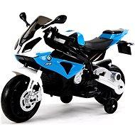 BMW S1000 kék - Elektromos motor gyerekeknek