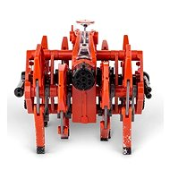 Hexbug harci tarantula - piros - Mikrorobot