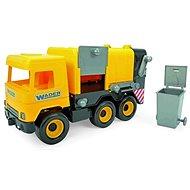Wader Middle Truck szemeteskocsi - Játékautó