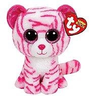 Plüssjáték Beanie Boos 24 cm Asia - White Tiger
