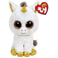 Beanie Boos Pegasus - White Unicorn - Plüssjáték