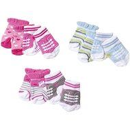 Baby Born zokni (2 pár) - Kiegészítők babákhoz