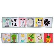 Taf Toys 3in1 könyv a legkisebbeknek - Könyv gyerekeknek