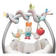 Taf Toys Spiral Garden - Babakocsira rögzíthető játék