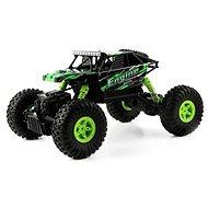 Crawler 1:18 zöld - RC modell