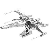 Fém Föld modell SW Poe Dameron a X-szárnyú repülő