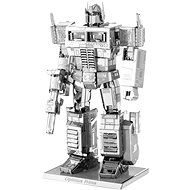 Metal Earth Transformers Optimus Prime - Fém makett