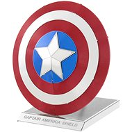 Metal Earth Marvel Captain America Shield - Építőjáték