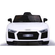Audi R8 Spyder – fehér - Elektromos autó gyerekeknek