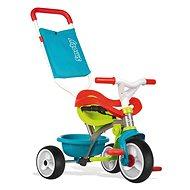 Smoby Tricikli Be Move Confort fehér kerekű - Tricikli