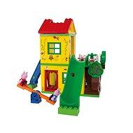 PlayBig Bloxx Peppa malac Játszóház - Építőjáték