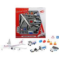 Dickie repülőtér - Játékautó készlet
