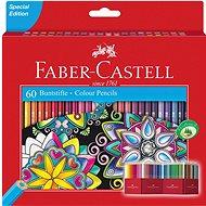 Faber-Castell ceruzák, 60 különböző színben - Színes ceruzák