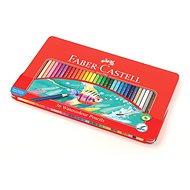 Faber-Castell akvarell ceruza, 36 szín - Színes ceruzák