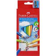 Faber-Castell Jumbo színes ceruza készlet - 20 db - Színes ceruzák