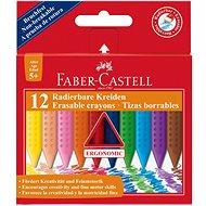 Faber-Castell Plastic Colour Grip ceruzák, 12 szín - Színes ceruzák