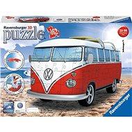 Ravensburger 3D 125166 VW kisbusz - 3D puzzle