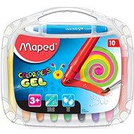 Maped Color Peps Gel, 10 különböző színben - Színes ceruzák