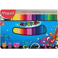 Maped COLOR`PEPS színes ceruza készlet, 48 db/doboz - Színes ceruzák