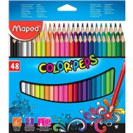 Maped Color Peps, 48 barev - Színes ceruzák