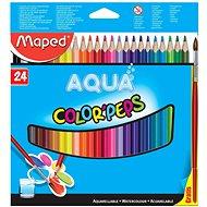 Maped Color Peps Aqua, 24 szín - Színes ceruzák