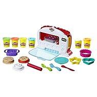 Play-Doh gyurma játék-működő mikrohullámú sütővel - Kreatív szett