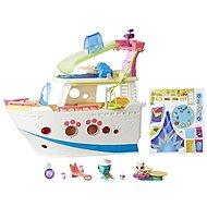 Littlest Pet Shop tengerjáró hajó 3 állattal - Játékszett