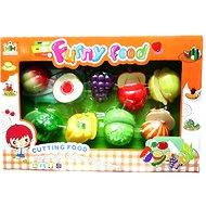 Tépőzáras gyümölcs- és zöldségkészlet - Edénykészlet