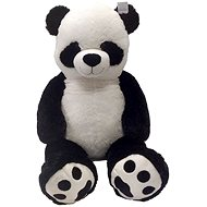 Panda 100 cm - Plüssmackó