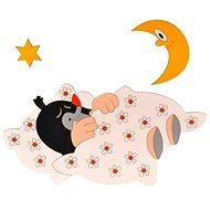 Dodo Kisvakond az ágyban - Gyerekszoba lámpa