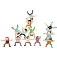 Vilac Mutatványos akrobaták - Játék szett