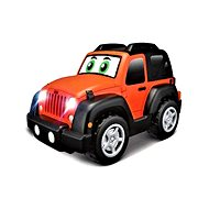 Jeep kormánykerékkel - RC modell