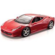 Bburago Ferrari Race & Play 458 Italia 1:24 - Játékautó