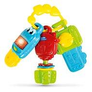 eb398234e7c6 Clementoni csörgő - elektronikus kulcsok - Babajáték