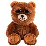 Bátor kedvencek (Feisty Pets) medve - Plüssmackó