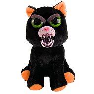Feisty Pet Macska, fekete-fehér - Plüssjáték