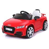 Audi TT RS gyermekjármű, piros - Elektromos autó gyerekeknek