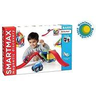 SmartMax Basic Autópálya - Mágneses építőjáték