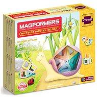 Készségfejlesztő játék Magfors My First Pastelle