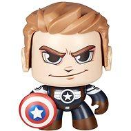 Marvel Mighty Muggs Amerika kapitány szakáll nélkül - Figura