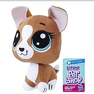 Littlest Pet Shop - Roxie Mcterrier - Plüssjáték