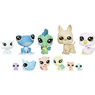 Littlest Pet Shop Frosting Frenzy 13db mini állat - Állatka