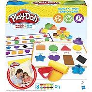 Play-Doh színek és alakzatok - Kreatív szett