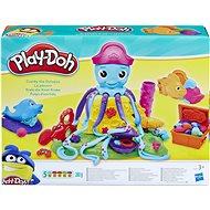 Play-Doh Cranky a polip - Kreatív szett